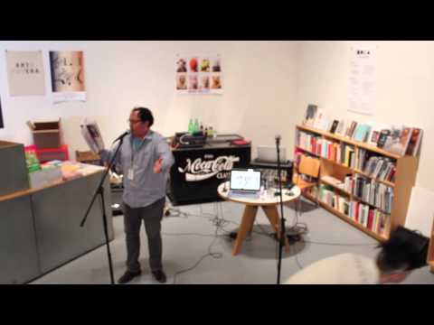 Terrifying Photo Book Launch at MOCA Geffen for LA Art Book Fair