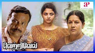 Vetrivel Movie Scenes | Nikhila Vimal reveals the truth to Sasikumar's family | Ananth Nag