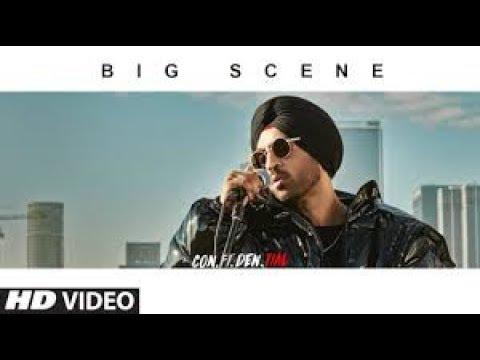 BIG SCENE | FULL VIDEO | CON.FI.DEN | Ft. KEVIN SINGH | Diljit Dosanjh | Latest Song 2018