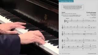 Unit 15: Music Theory (Liebestraum)