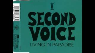 Second Voice - Living In Paradise (1992) MAXI SINGLE