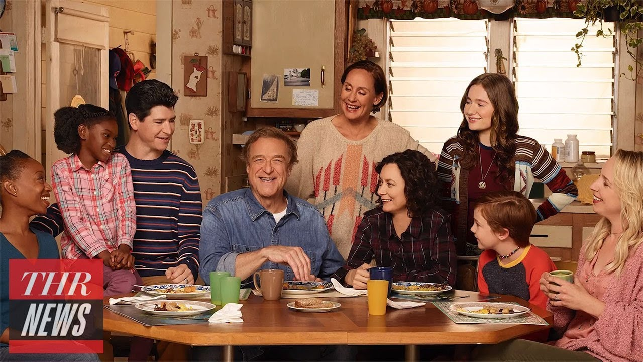 'The Conners': Honest Spinoff Debut, Roseanne Reacts | THR News