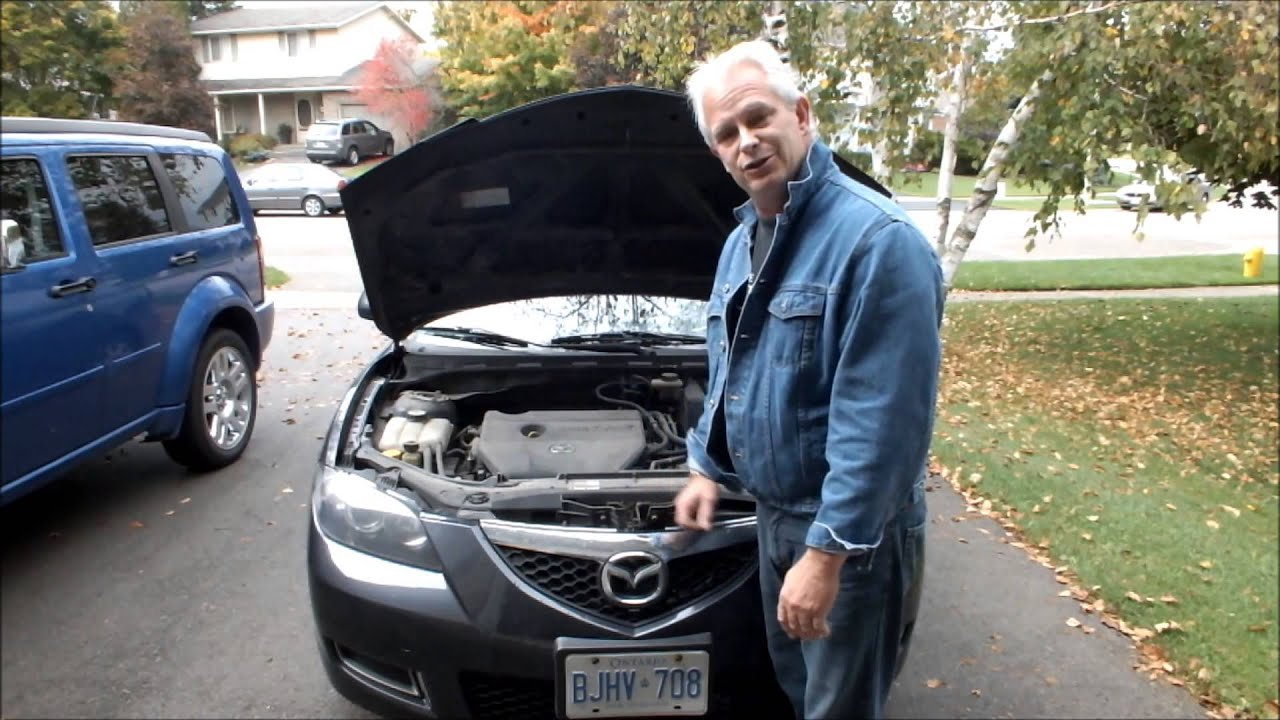 Mazda 3 Service Manual: Exhaust System Inspection Mzr 2.0, Mzr 2.5