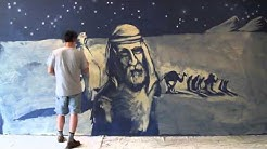 Abraham und seine Nachkommen. Biblische Geschichte malerisch dargestellt