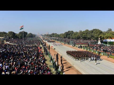 26 January Parade LIVE   Republic Day 2020 का सीधा प्रसारण Rajpath से