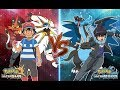 Pokemon Ultra Sun and Ultra Moon  Alola Ash Vs Alain  Pokemon Ash Rival