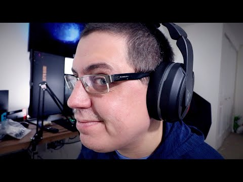 Turtle Beach Elite Atlas Aero Unboxing | Wireless PC Gaming Headset