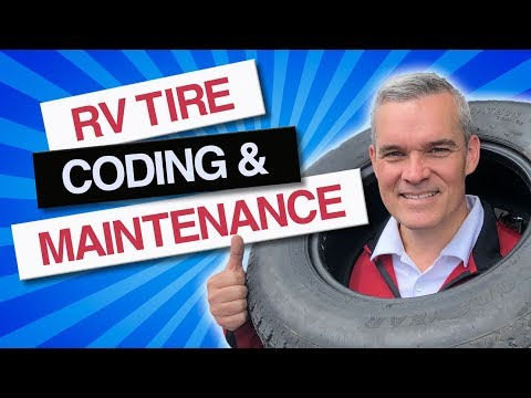 RV Tire Coding and Maintenance