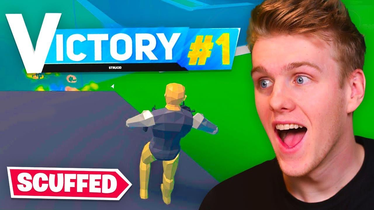 Roblox Fortnite But It S Actually Good Youtube