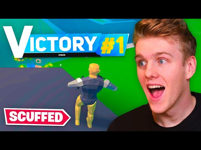 Roblox Fortnite But it's actually Good...