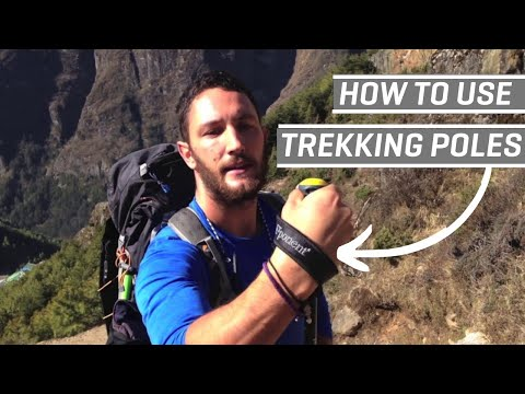 How to Use Trekking Poles (Like A Pro)