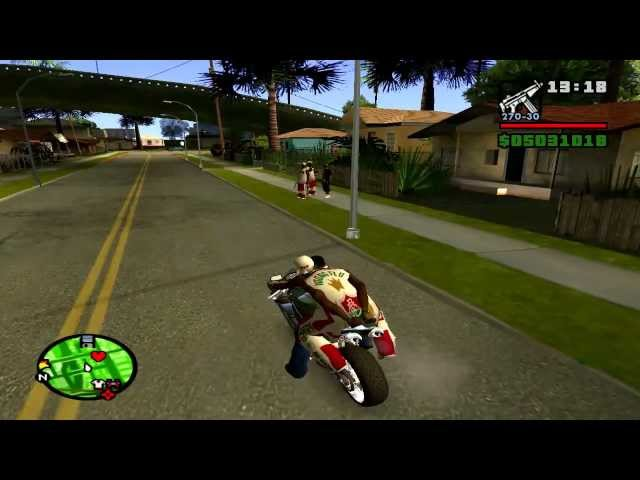 Gta Sa - Mc Nego Do Borel - Os Cara Do Momento Vídeos De Viagens