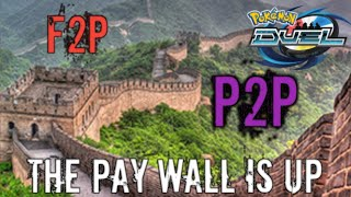 P2P VS F2P can we still be competitive? Pokemon Duel
