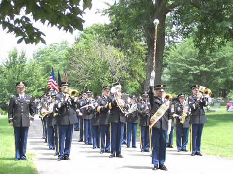 Hill Country March by the Fort Knox Army Band