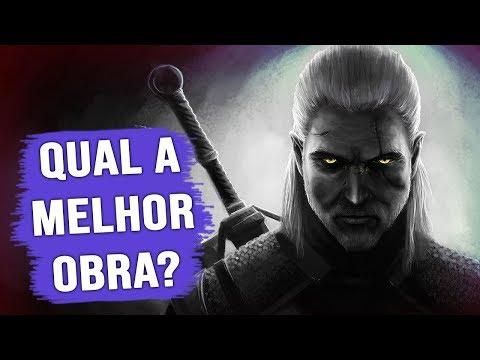 QUAL A MELHOR OBRA DE THE WITCHER? JOGOS OU LIVROS? thumbnail