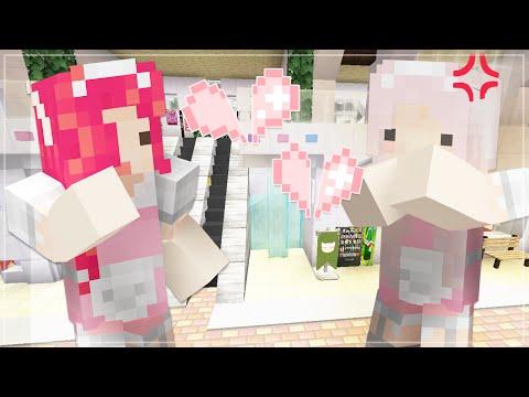 "Minecraft Maids ""MAID VS MAID"" Roleplay ♡65"