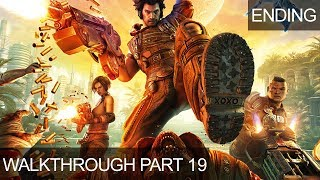 Bulletstorm Gameplay Walkthrough Lets Play Act 7 Chapter 2 I Dont Hold You Acountable Ending