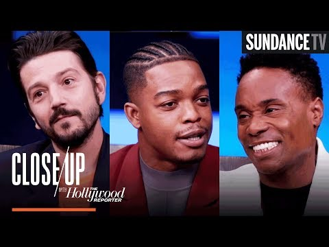 Stephan James Goes to the White House | Close Up With The Hollywood Reporter