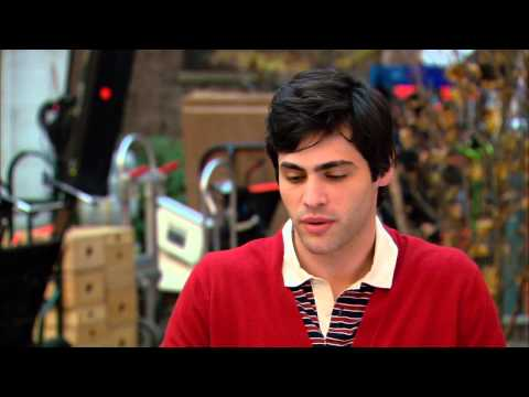 Delivery Man: Matthew Daddario 2013 Movie Behind the Scenes