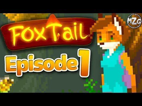 A Fox's Journey! - FoxTail Gameplay Walkthrough Episode 1