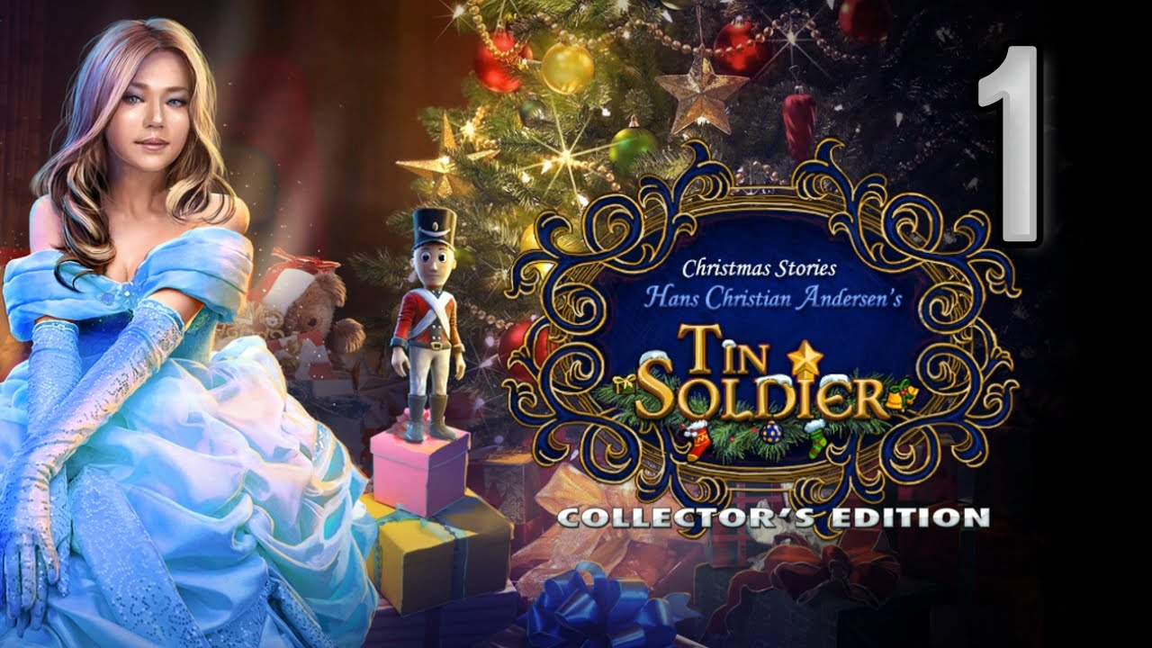 christmas stories 3 tin solider ce 01 wyourgibs turned into toys again opening part 1 youtube - Christian Christmas Stories