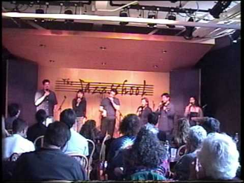 Vocal Underground - Jazz School Berkeley- 2002