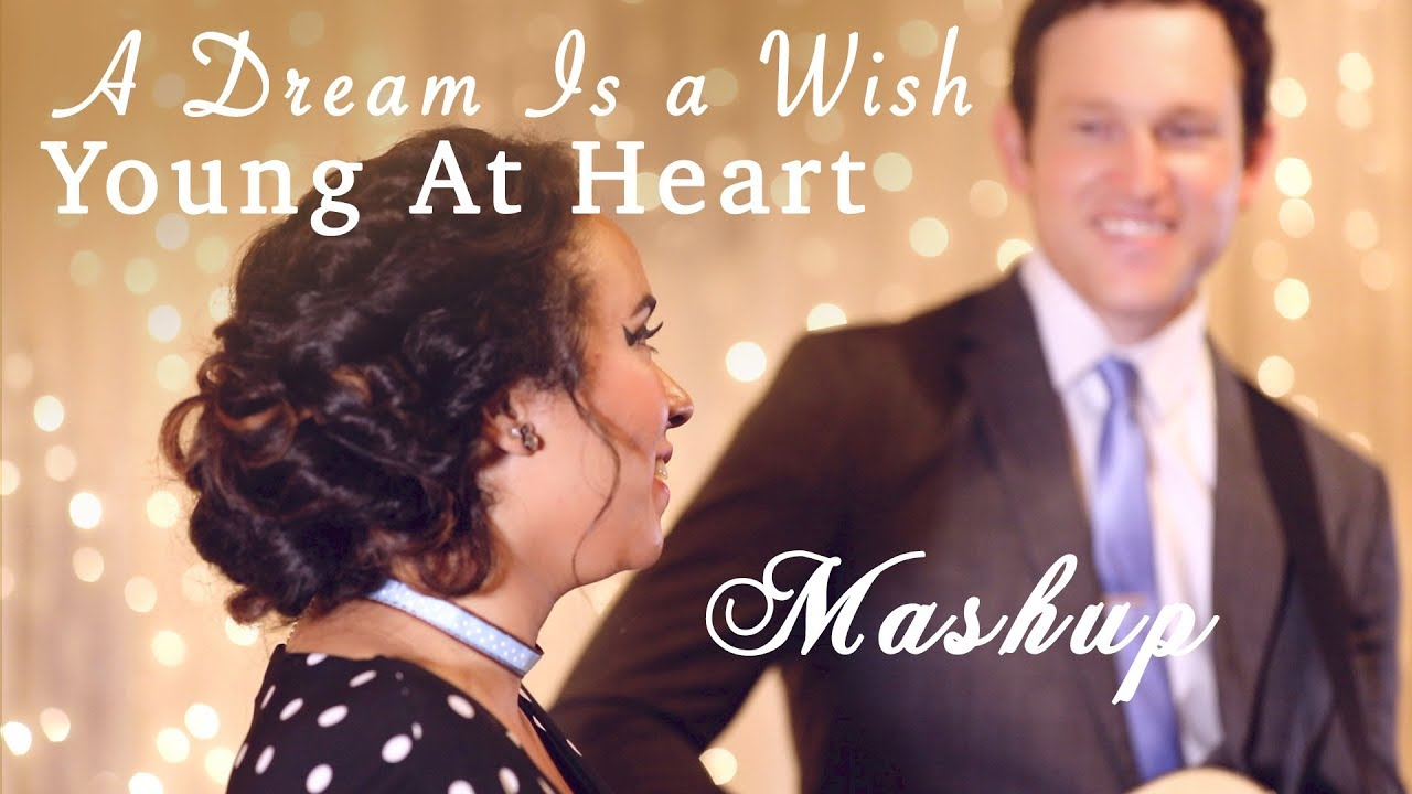 A Dream Is Wish Your Heart Makes Young At Cinderella Sinatra Rick Hale Julissa Ruth