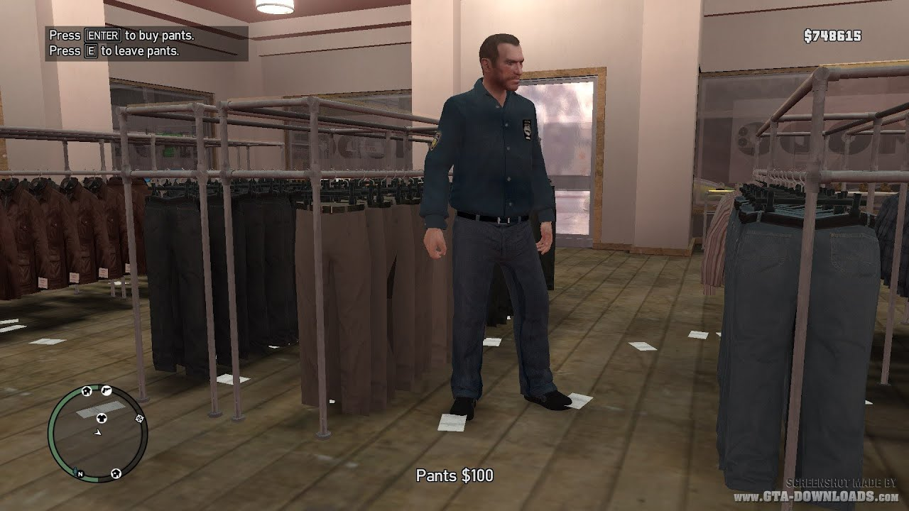 Gta Iv: How To Get A Police Uniform  (gta Iv Police Uniform)  Parody   Youtube