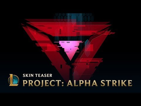 PROJECT: Alpha Strike | Skins Trailer - League of Legends