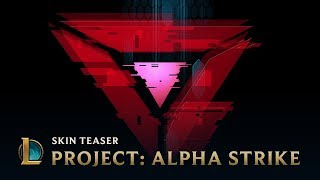 PROJECT: Alpha Strike