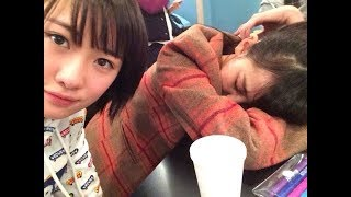 """【モーニング娘。】""""寝顔""""をメンバーがこっそり撮った写真・画像まとめ..."""
