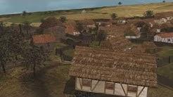 Das Dorf Aalen mit Rundgang) wmv