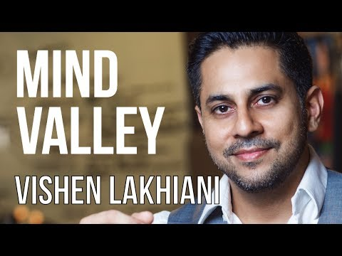 VISHEN LAKHIANI - MINDVALLEY - PART 1/2 | London Real