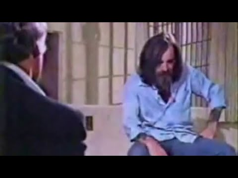 Tom Snyder's interview with Charles Manson, 1981
