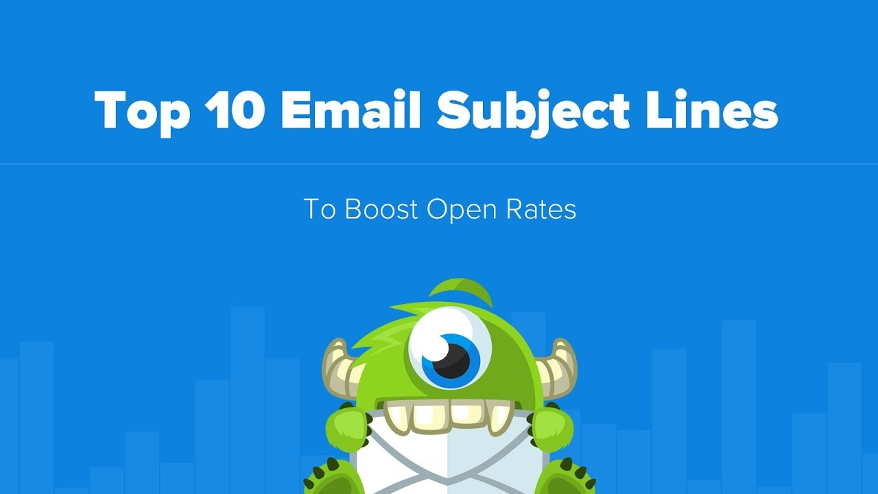 Updated) 164 Best Email Subject Lines to Boost Open Rates in 2019