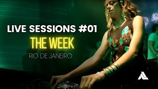 DJ Anne Louise - Live Sessions 8 - The Week Rio 03.03.2018