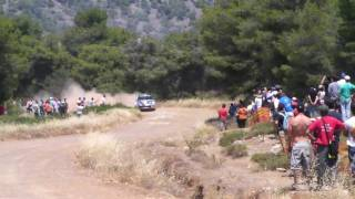 WRC Acropolis Rally 19.6.2011 - Loutraki 3rd Day Video #12(Eating dust., 2011-06-19T17:30:35.000Z)