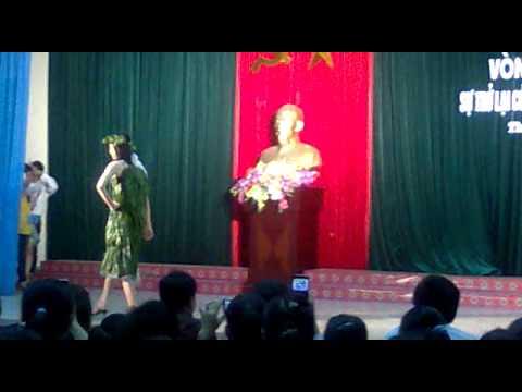 ĐH dược 4a - Giải nhì sv 2012 ĐH y-dược Thái Nguyên