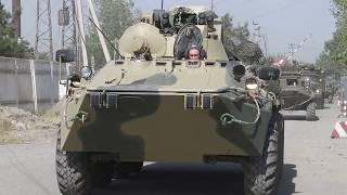 Тревога в Таджикистане