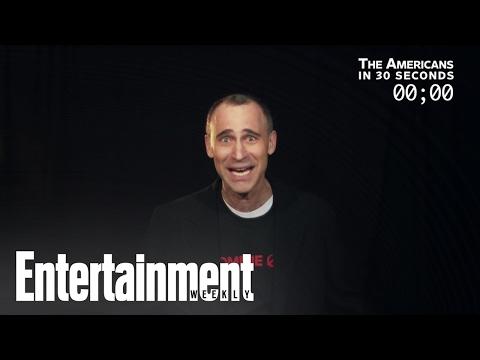 EP Joel Fields recaps 'The Americans' in 30 seconds
