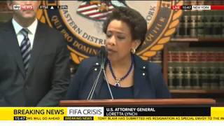 Fifa crisis: us authorities say bribes impacted 2010 world cup