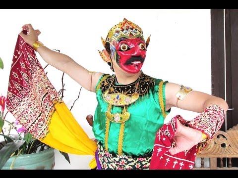 TARI KLANA TOPENG - Javanese Mask Dance [HD]