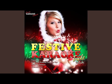 White Christmas (In The Style Of Irving Berlin) (Karaoke Version)