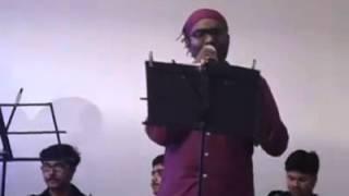 Ninnukori varnam - Gharshana (old) - Song performance by Anand Satya