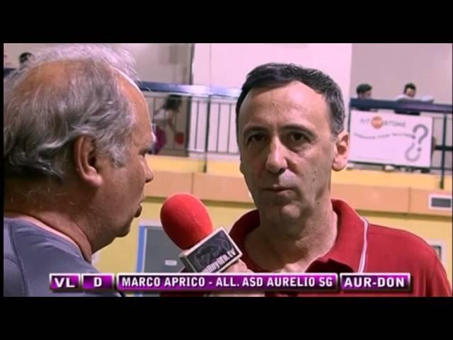Interviste Aurelio SG vs Don Bosco N. Salario