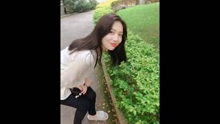 """Joy Red Velvet """" Girlfriend Material""""_ IG 27/9/2018 Sub_Eng"""