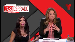 Repeat youtube video Pene que espanta | Caso Cerrado | Telemundo