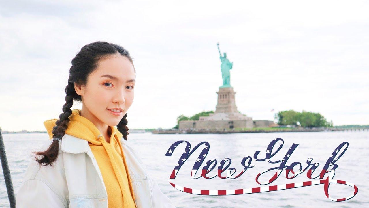 #VLOG: Lần Đầu Đi Mỹ – 2 Tuần khám phá New York City cùng Lindsie 🗽🇺🇸  Lindsie Pham