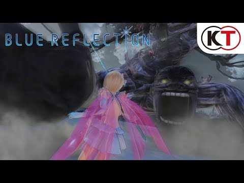 BLUE REFLECTION - STORY TRAILER