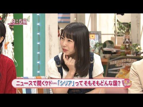 SKE48 熊崎晴香 スイッチ! 2015/10/19 AKB48 NMB48 HKT48 乃木坂46